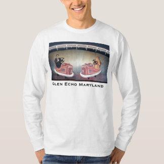 谷間のエコーメリーランド Tシャツ