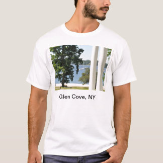 谷間の入江のティー Tシャツ