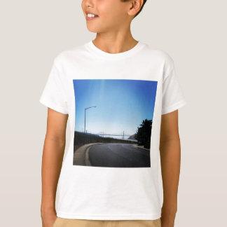 谷間の入江Vallejoのカリフォルニアの服装 Tシャツ