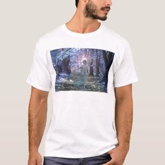 谷間の精神 Tシャツ