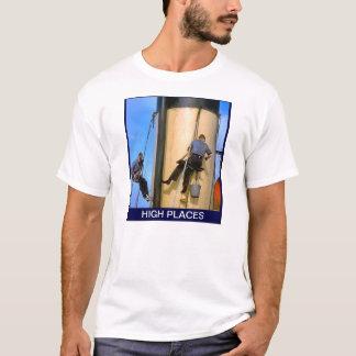谷間Strathallanの漏斗を絵を描くこと Tシャツ