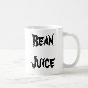 豆ジュース コーヒーマグカップ
