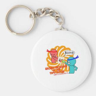 豆腐のブロック! Keychain キーホルダー