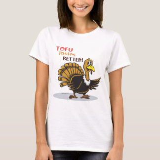 豆腐の感謝祭 Tシャツ