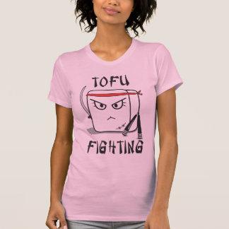 豆腐の戦い Tシャツ