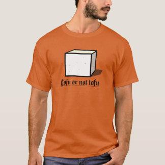 豆腐のTシャツ Tシャツ