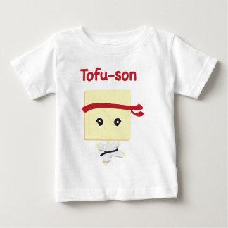 豆腐息子 ベビーTシャツ