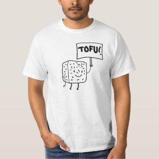 豆腐! Tシャツ