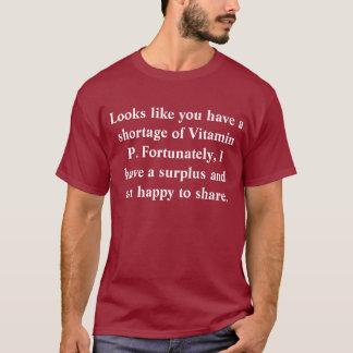 豊かなPのためのTシャツ Tシャツ
