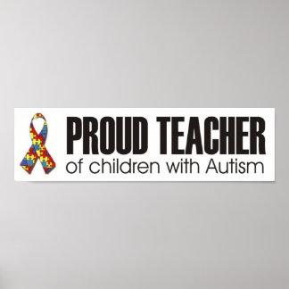 豊富な先生の自閉症1 ポスター