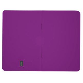 豊富な王室のな紫色(無地)の~ ポケットジャーナル