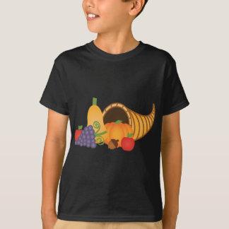 豊富な色のコルヌコピア Tシャツ