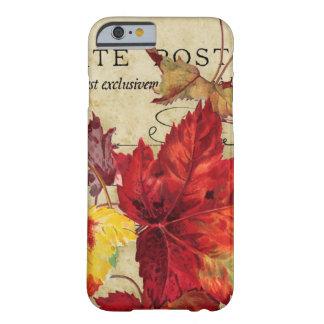 豊富な色の紅葉 BARELY THERE iPhone 6 ケース