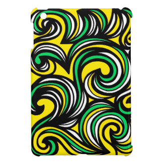 豊富な華麗な構成された決定 iPad MINI カバー
