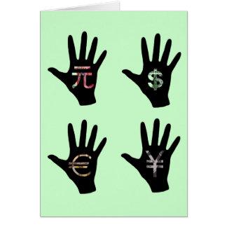 豊富の挨拶状 カード