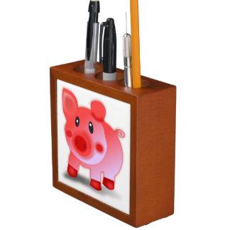 豚のようなコブタ ペンスタンド