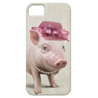 豚のような失敗 iPhone SE/5/5s ケース