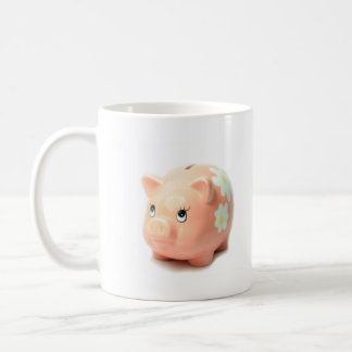 豚のよう銀行 コーヒーマグカップ