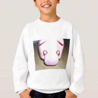 豚のよう スウェットシャツ