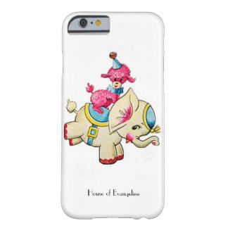 象のサーカス BARELY THERE iPhone 6 ケース