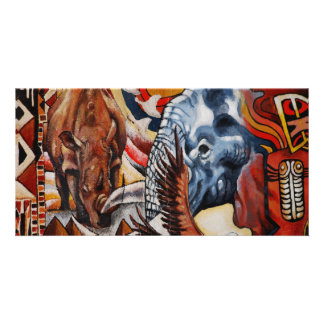 象のプライド カード