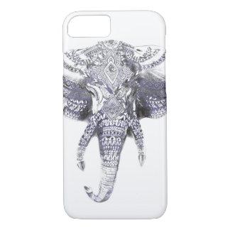 象の例 iPhone 8/7ケース