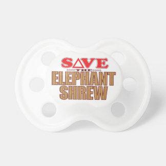 象の口やかましい女の保存 おしゃぶり