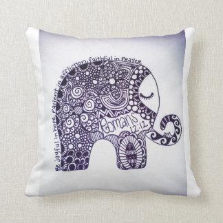象の枕 クッション