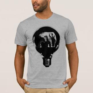 象の球根 Tシャツ