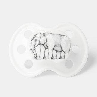 象の錯覚の調停者 おしゃぶり