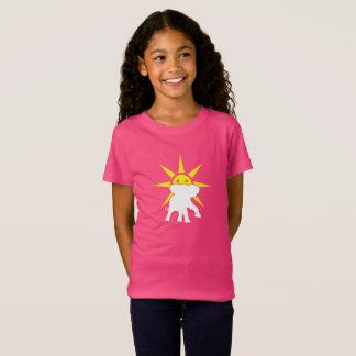象は踊っています Tシャツ