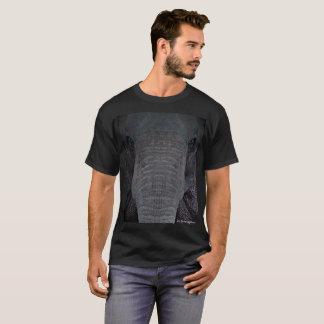 象を特色にするカスタマイズ可能なTシャツ Tシャツ