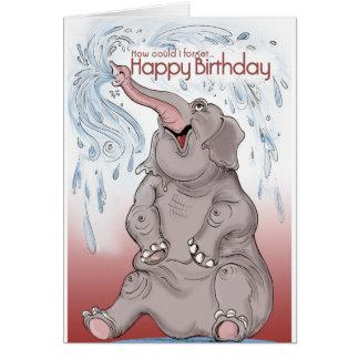 象カード カード