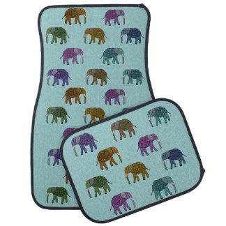 象パターン カーマット