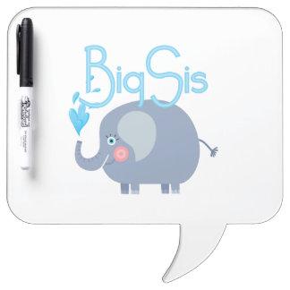 象大きいSis ホワイトボード