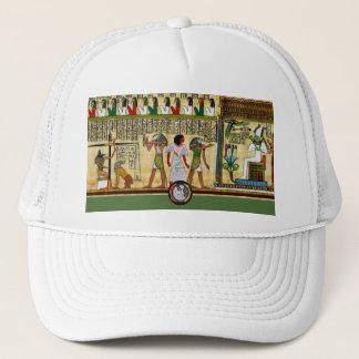 象形文字THOTHの帽子 キャップ