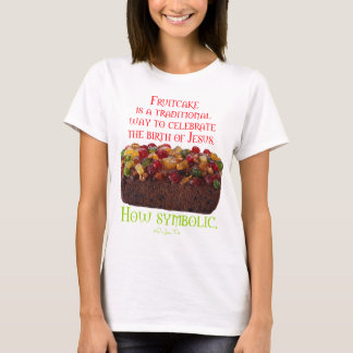 象徴的なFruitcake Tシャツ
