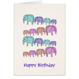 象 カード