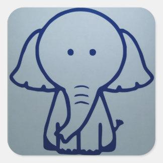 象:) スクエアシール