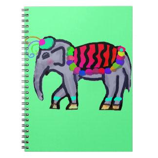 象 ノートブック