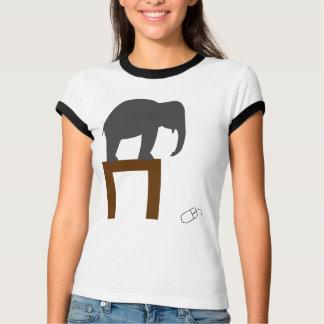 象 Tシャツ