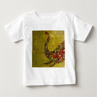 象Zenscrawl ベビーTシャツ
