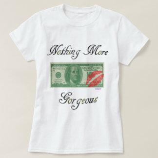 豪華なお金 Tシャツ