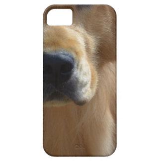 豪華なゴールデン・リトリーバー iPhone SE/5/5s ケース