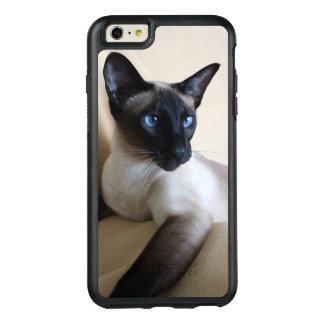 豪華なシャム猫の顔 オッターボックスiPhone 6/6S PLUSケース