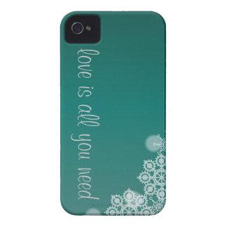 豪華なターコイズのiPhone 4/4Sの場合 Case-Mate iPhone 4 ケース