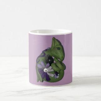 豪華なドラゴンのマグ コーヒーマグカップ