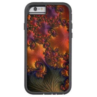 豪華なフラクタルの芸術iPhone6の堅い場合 Tough Xtreme iPhone 6 ケース