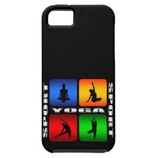 豪華なヨガ iPhone SE/5/5s ケース