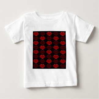 豪華な唇 ベビーTシャツ